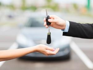 Documentación para transferencia de vehículo